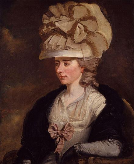 Frances Fanny Burney