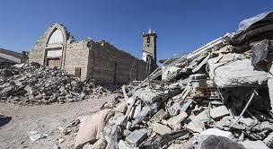 Buck e il terremoto