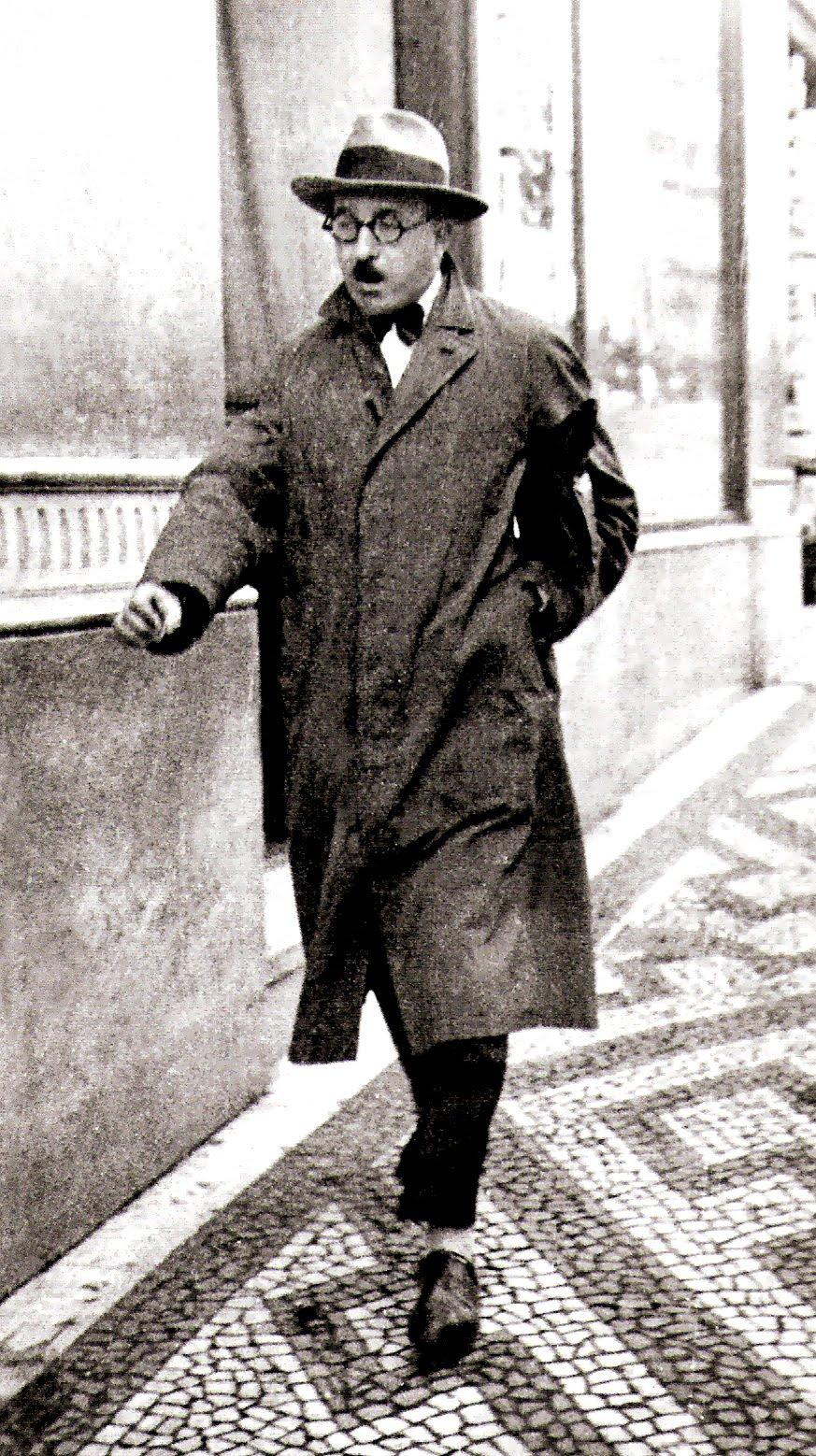 Fernando Pessoa inventa il Novecento