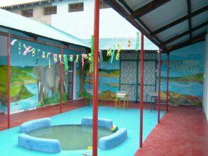 inaugurazione ospedale a Matiri