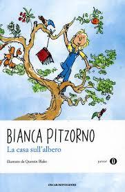 """""""La casa sull'albero"""" di Bianca Pitzorno"""