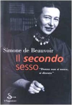 La copertina de Il secondo sesso