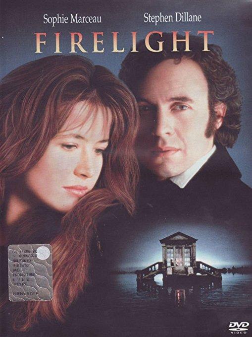 """""""Firelight"""" di William Nicholson"""