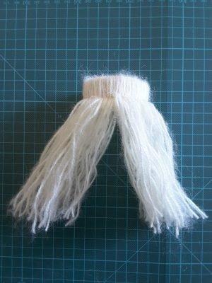 cappellino natalizio di lana