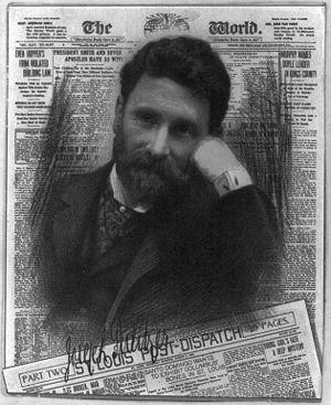 """""""Joseph Pulitzer, oltre il giornalismo"""""""