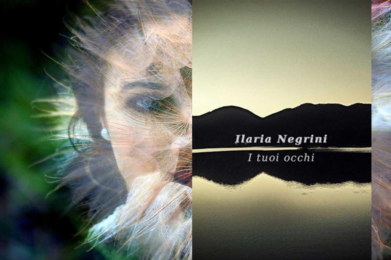 """""""I tuoi occhi"""" di Ilaria Negrini"""