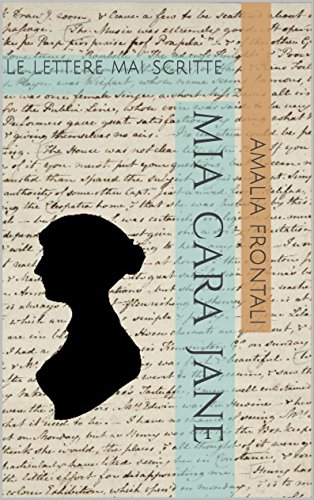 """Mia Cara Jane"" di Amalia Frontali"