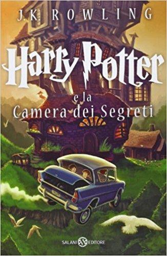 """""""Harry Potter e la Camera dei Segreti"""" di J. K. Rowling"""