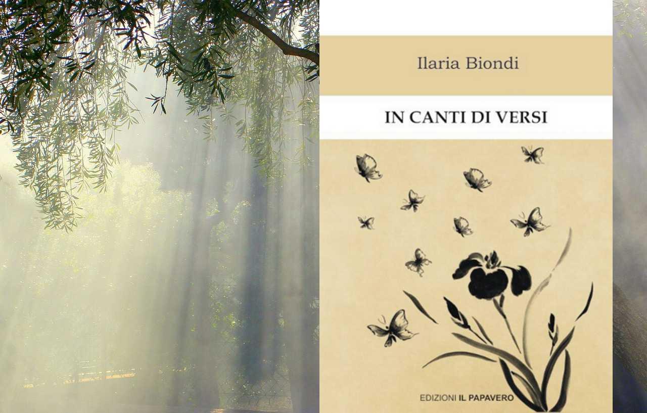 """""""In canti di versi"""" di Ilaria Biondi"""