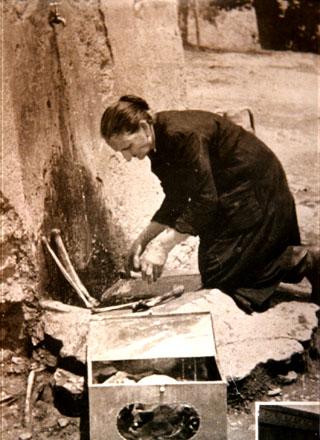 Mamma Lucia di Cava dei Tirreni