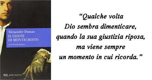 """""""Il conte di Montecristo"""" di Alexandre Dumas"""