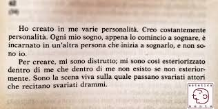 Fernando Pessoail poeta che inventa il Novecento inventa il Novecento