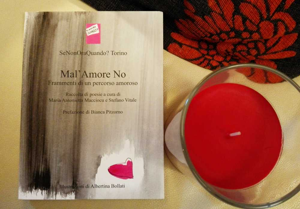 """""""Mal'Amore No"""" a cura di M. A. Macciocu e S. Vitale"""