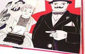 """""""Agatha Christie"""" di M. I. Sanchez Vegara e E. Munsò"""