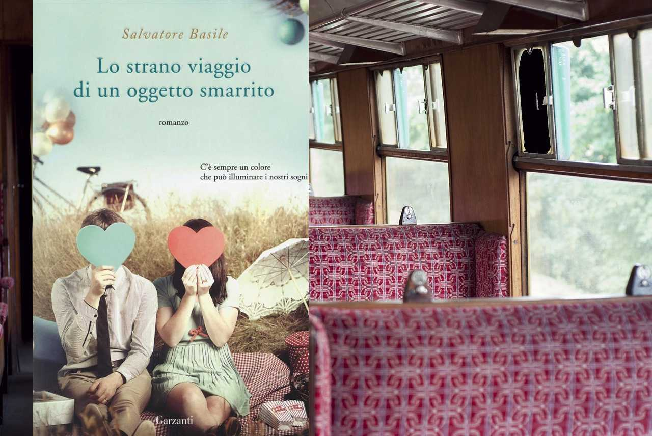 """""""Lo strano viaggio di un oggetto smarrito"""" di Salvatore Basile"""