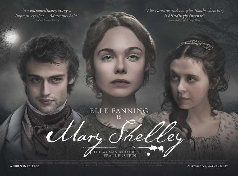 """""""Mary Shelley"""" di Haifaa Al Mansour"""