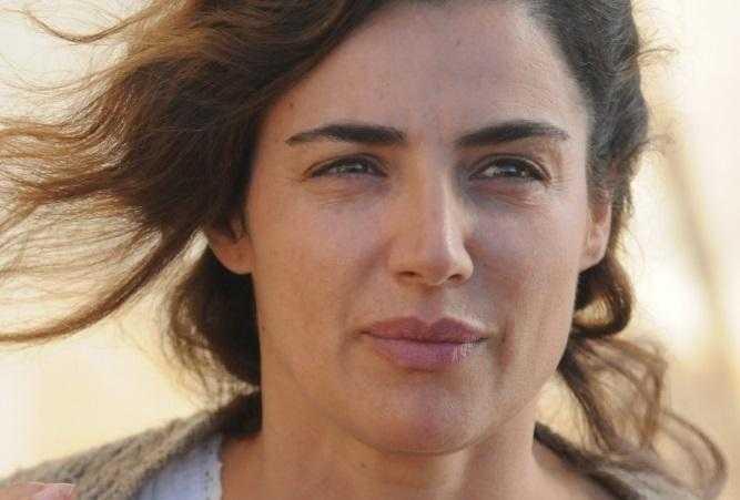Luisa Ranieri. Tognazzi
