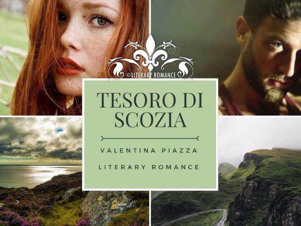 tesoro di scozia literary romance valentina piazza