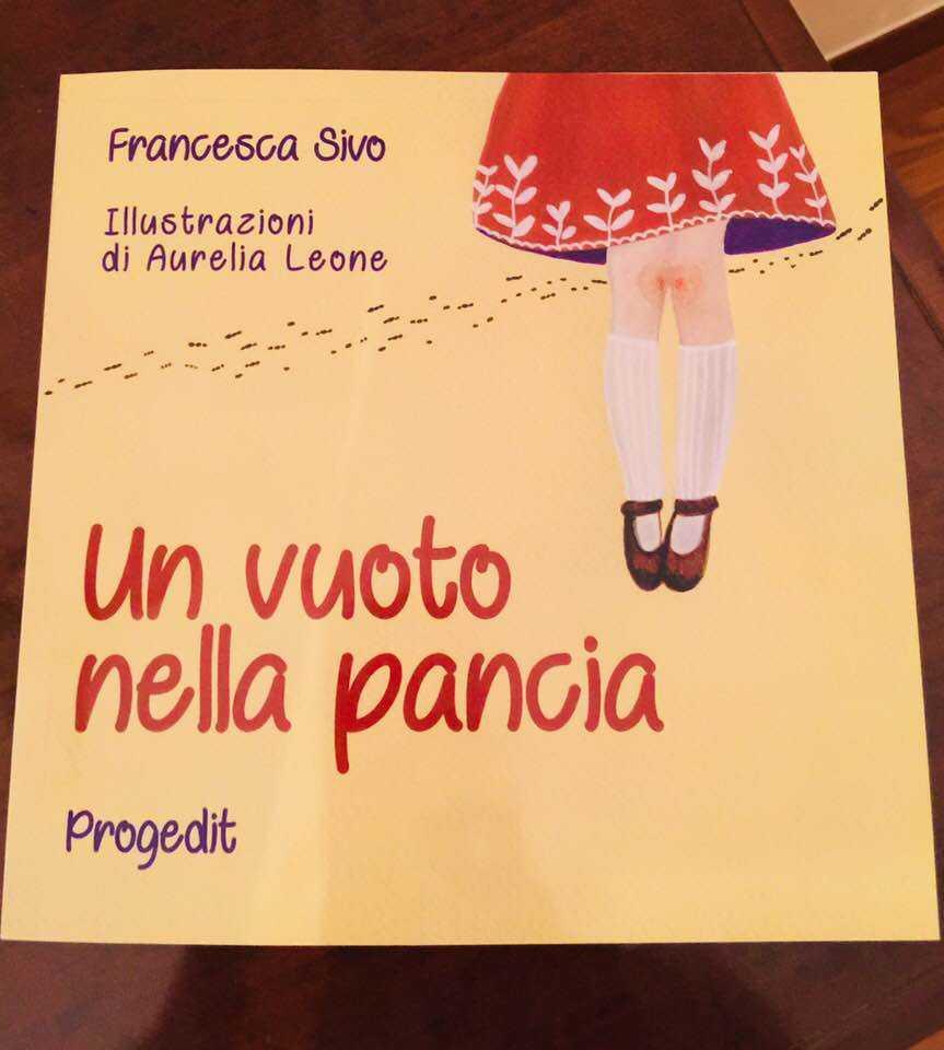"""""""Un vuoto nella pancia. Lettera ad una maestra"""" di Francesca Sivo e Aurelia Leone"""