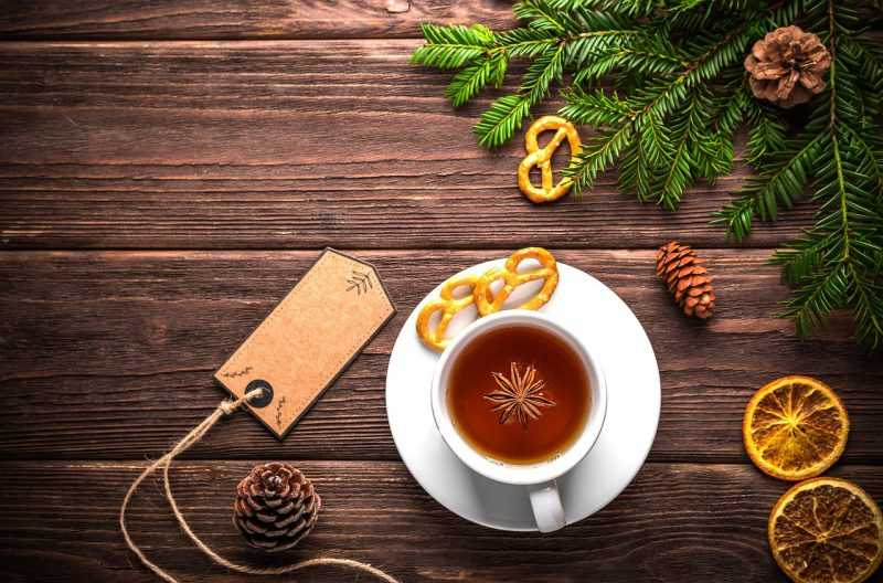 tè tea natale tazza cup