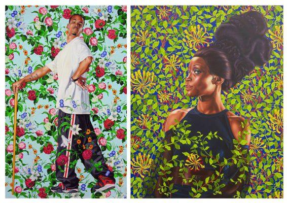 Kehinde Wiley arte moderna