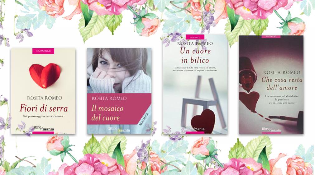 libri di rosita romeo