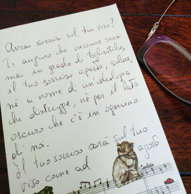 Lettera a un bambino del mondo