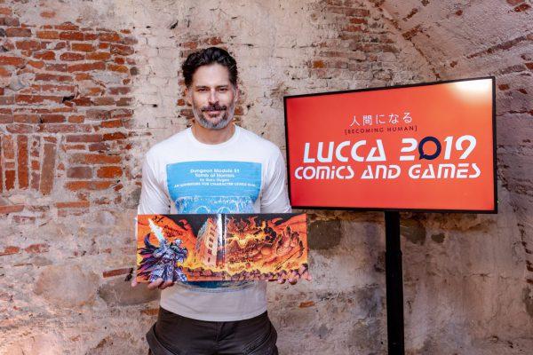 Lucca, Comics & Games