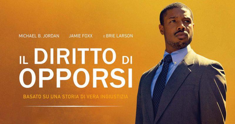 """""""Il diritto di opporsi"""" è un film di Destin Daniel Cretton, uscito nelle sale cinematografiche italiane il 30 gennaio 2020."""