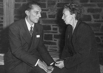 Irène Joliot-Curie il coraggio di una vita per la scienza