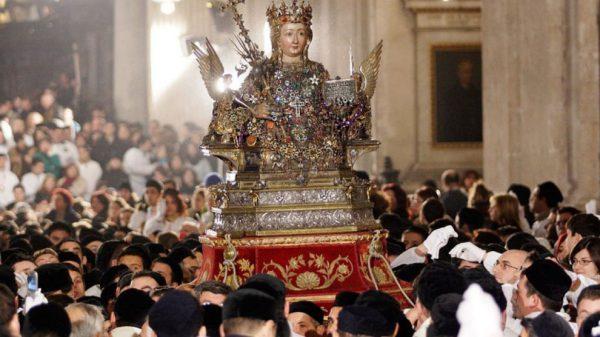 Sant'Agata, protettrice delle donne affette da patologie al seno