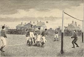 The english game football