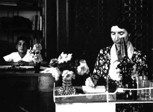 Eva Mameli Calvino (Giuliana Luigia Evelina Mameli) fu una delle più grandi scienziate del XX secolo.