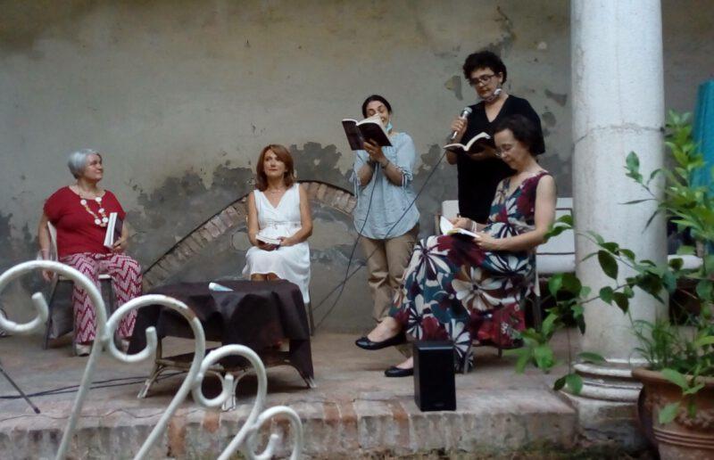 Grilli e Sangiovese è un romanzo scritto a quattro mani da Paola Casadei e Cinzia Tonelli.