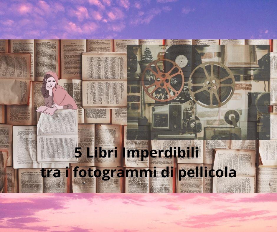 Libri tra i fotogrammi