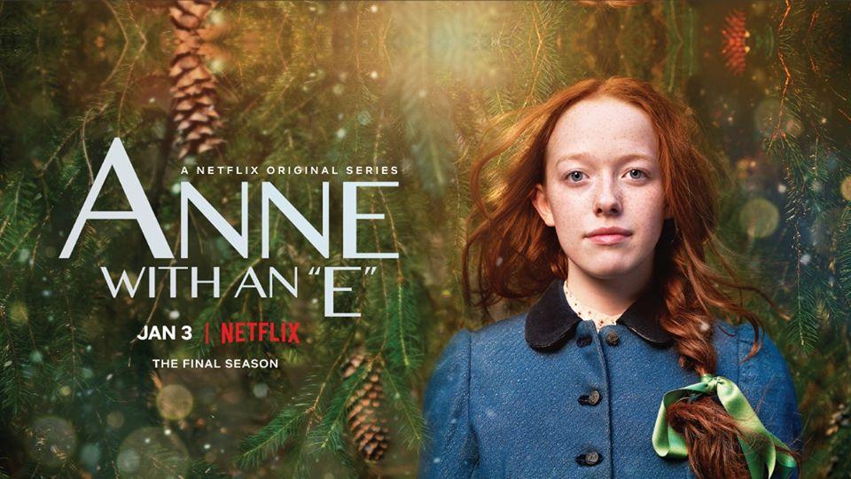 """Chiamatemi Anna - Anne with an """"E"""" - Tetti verdi e capellli rossi"""