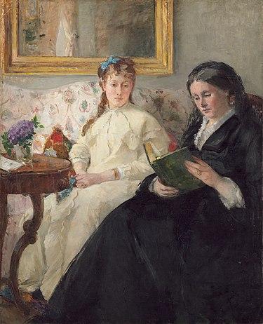 Berthe Morisot,  la pittrice impressionista